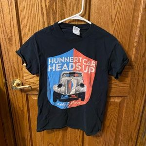 Hunnert Car Heads Up Tee Shirt